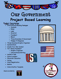 My Government Project Based Learning