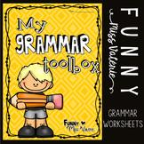 My Grammar Toolbox