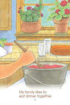 My Grandma Likes To Cook Read-Along eBook & Audio Track