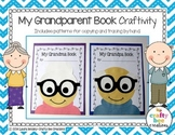 Grandparent's Day Craft {My Grandparent Book}