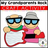 Grandparent's Day Craft {My Grandparent's Rock}