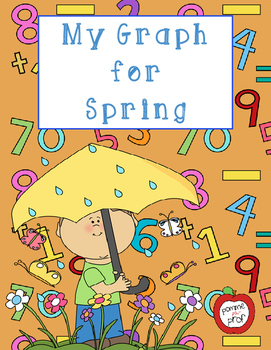 My Graph for Spring -- Math Activity
