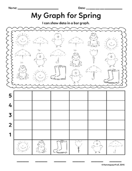 My Graphs Bundle -- Math Activity