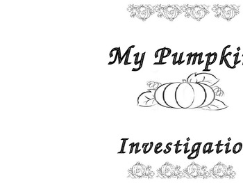 My Great Pumpkin Investigation