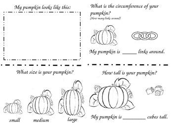 My Great Pumpkin Investigation