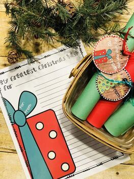 My Greatest Christmas Wish (for someone else): Gift from Students to Someone