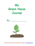 My Greenhouse Journal- Plants