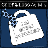 My Grief Suitcase for Grief Counseling