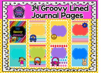 My Groovy Journal