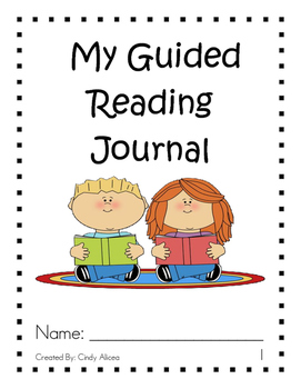 My Guided Reading Book