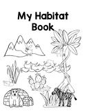 My Habitat Book