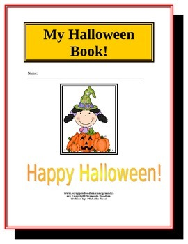 My Halloween Book!