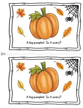 Halloween Emergent Reader: My Halloween Book
