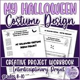Creative Halloween Project Idea for ESL/ELA (Interdisciplinary)