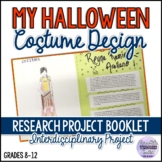 Creative Halloween Project Idea for ESL/ELA (Interdiscipli