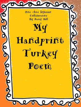 My Handprint Turkey Poem