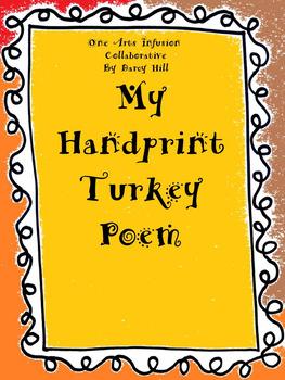 My Handprint Turkey Poem