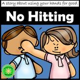 No Hurting Social Narrative Story Activity