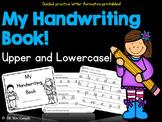 My Handwriting Book!