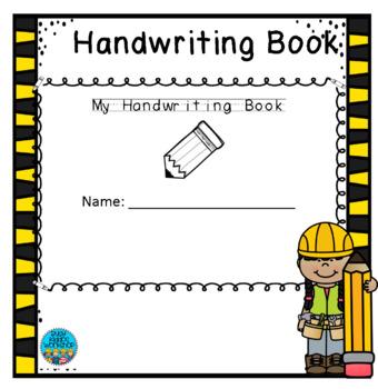 My Handwriting Book