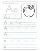 My Handwriting Practice Book