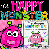 My Happy Monster, an identifying emotions activity.