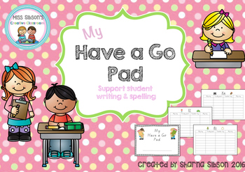 My Have a Go Pad