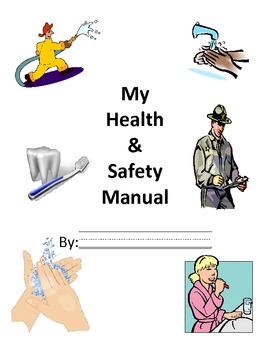 My Health and Safety Manual Booklet
