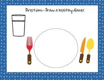 My Healthy Foods Book