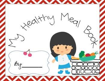 My Healthy Meals Book