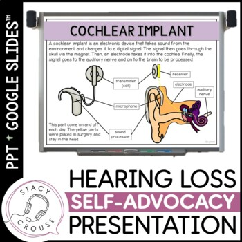 My Hearing Helpers Presentation for Self Advocacy