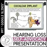 My Hearing Helpers Self Advocacy Presentation for Deaf Hea