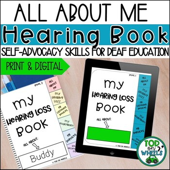 #DeafEdMustHave My Hearing Loss Book