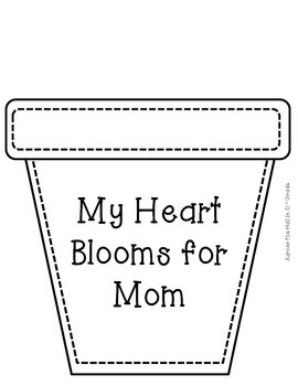 Mother's Day Craft | Mother's Day Activities | May Craft