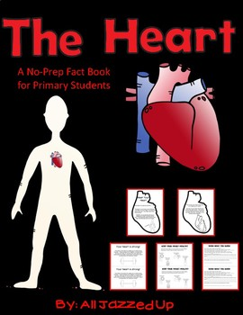 My Heart Book- All About the Human Heart