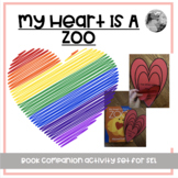 """""""My Heart Is A Zoo"""": A lesson on gratitude, exploring feel"""