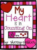 My Heart is in Counting On--Counting on from 10--Teen Numbers