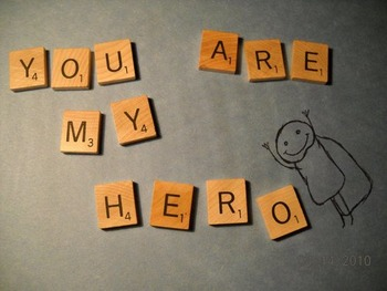 My Hero - A Personal Reflection and Hero Characteristics