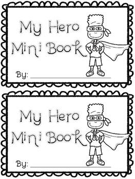 My Hero Mini Book