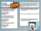 """My Hero"" by Foo Fighters Lyrics Analysis"