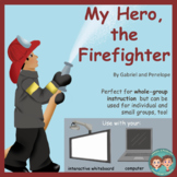 Interactive Book for Speech Therapy: The Firefighter