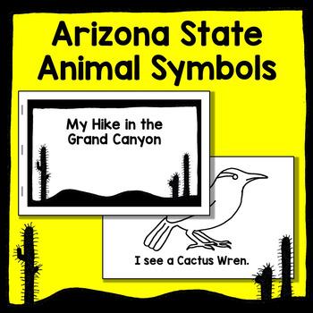 My Hike in the Grand Canyon - An Arizona Animal Literacy Center