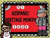 My Hispanic Heritage Month Book
