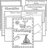 My Holiday- Activity Booklet