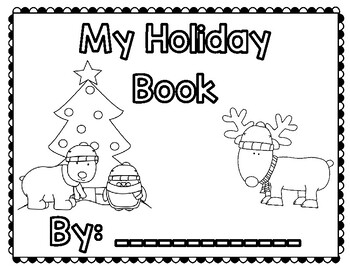 My Holiday Book