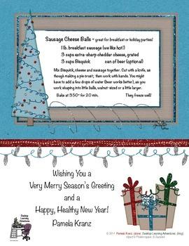 Holiday Recipes - Yummy All Year!