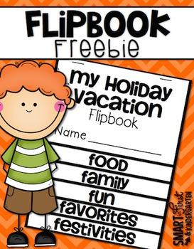 My Holiday Vacation Flipbook