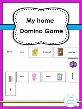 My Home Domino Game