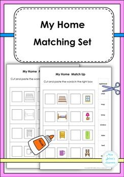 My Home Matching Set