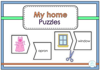 My Home Puzzles